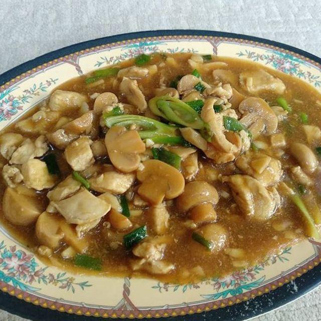 Cara Membuat Ayam Cah Jamur Spesial Lezat Dan Sederhana Iniresep Com Resep Resep Masakan Masakan Resep