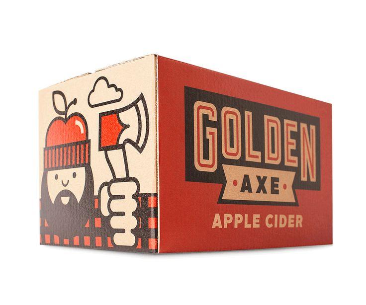 Golden Axe Apple Cider, Mikey Burton