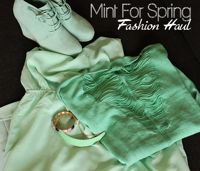 Mint For Spring! Forever21 Fashion Haul