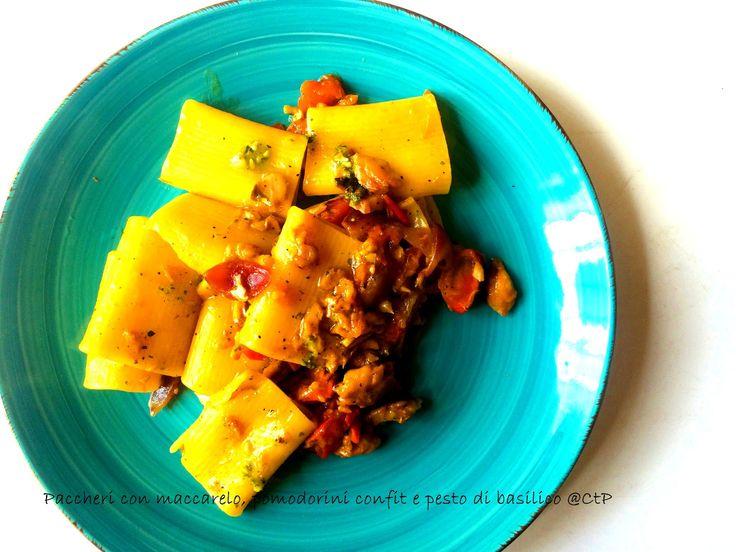 Un primo gustoso e appetitoso da gustare non solo caldo ma perfedtto anche freddo.