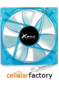 This fan is a great replacement for Computer Case Cooling Fan that have gotten noisy or burned out.   The Computer Case Cooling Fan keeps your computer cool with optimal temperature   Extend computer reliable and life   Easy to installation