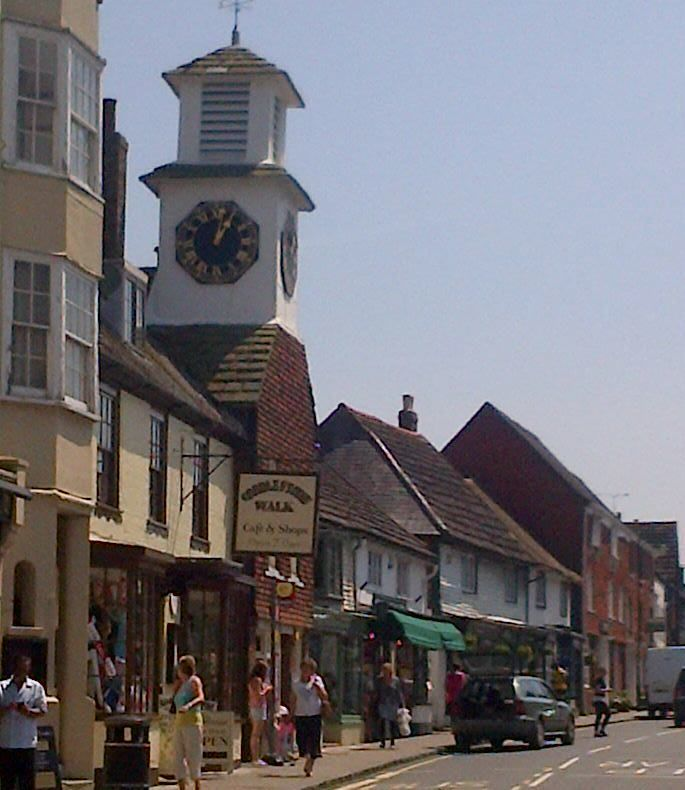 High Street, Steyning, West Sussex