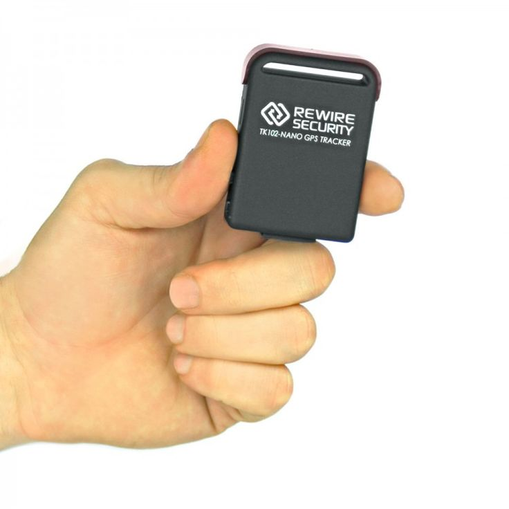 102-Nano Magnetic GPS Tracker