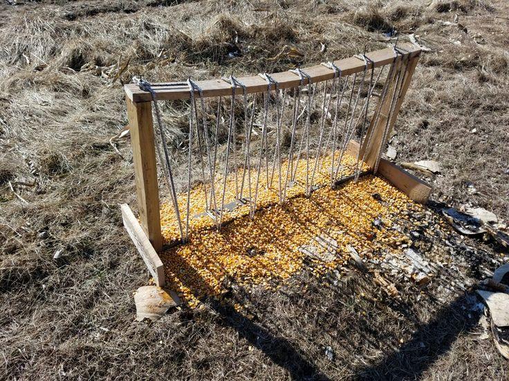 Simple Deer Antler Trap Made In About A Half Hour Deer