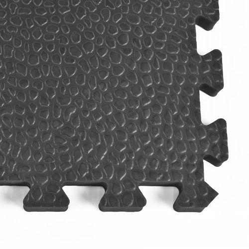 Pebble Top Foam Gym Floor Tile puzzle.