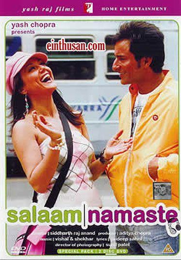 Salaam Namaste Hindi Movie Online - Saif Ali Khan, Preity Zinta, Arshad Warsi and Tania Zaetta. Directed by Siddharth Anand. Music by Vishal-Shekhar. 2005 Salaam Namaste Hindi Movie Online.