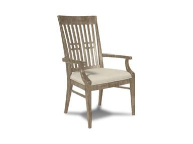 Shop For Drexel Heritage Slat Back Arm Chair And Other Dining Room Chairs At Furniture Ind Inc In High Point NC COM 1 Yd