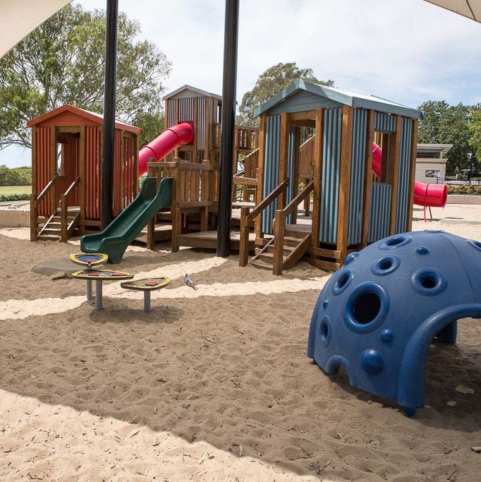 Best playgrounds Brisbane