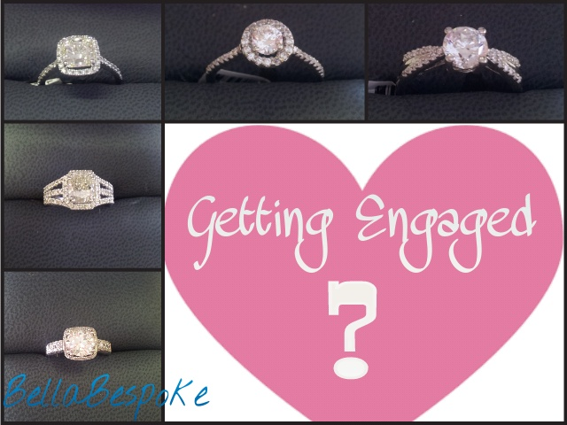 Bespoke engagement rings by Bella Bespoke