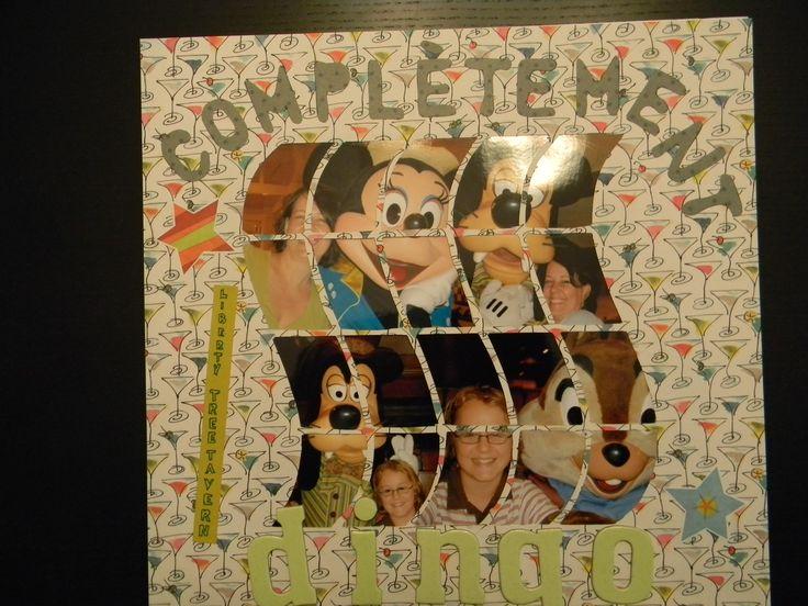 Walt Disney World - Complètement Dingo