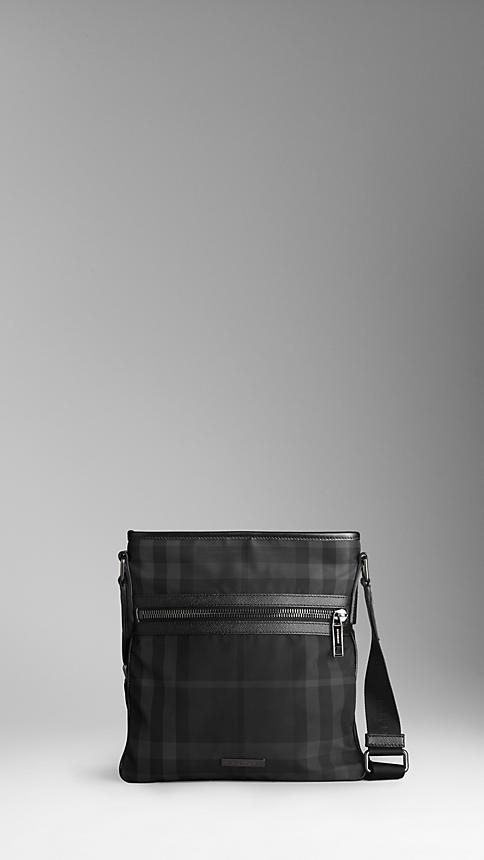 Burberry Beat check Crossbody bag. For my iPad.