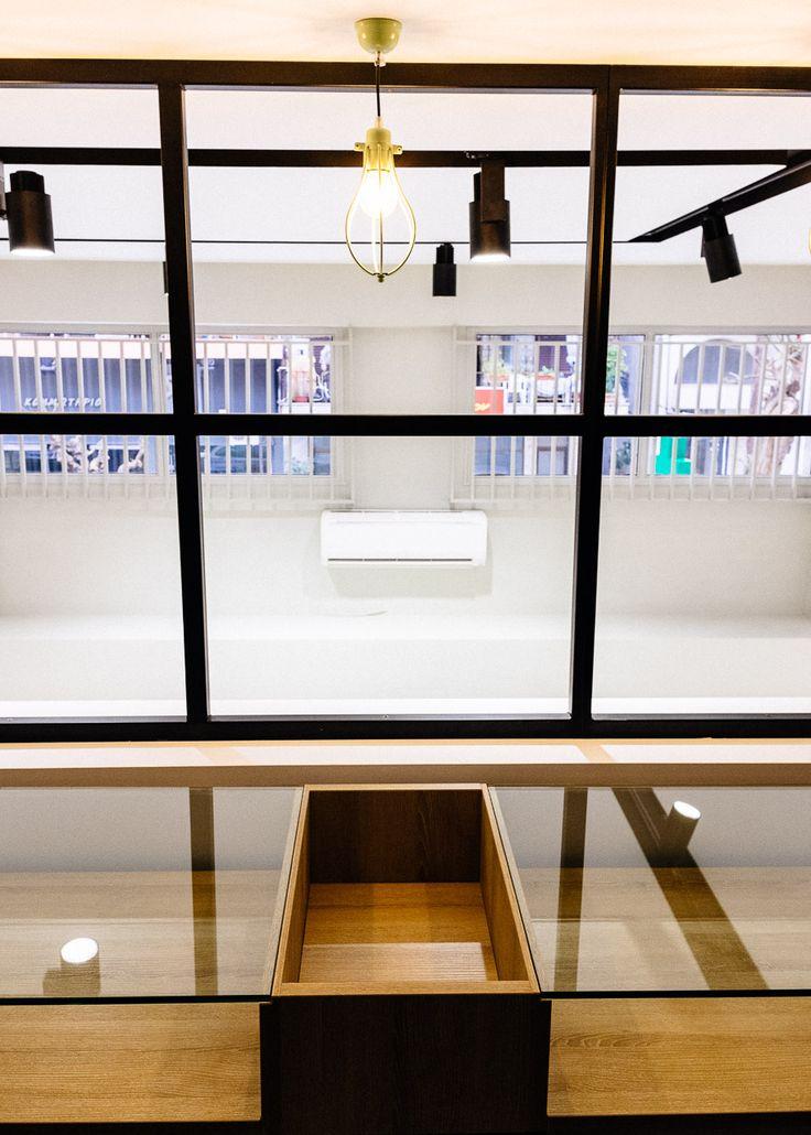 Pharmacy - Top floor / Φαρμακείο - Πατάρι