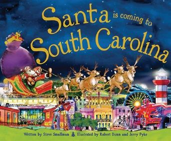 11 best christmas books images on pinterest birthdays mystic santa is coming to south carolina now in stock at christmas in blowing rock 1125 fandeluxe Image collections