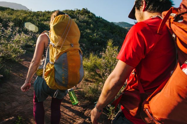 GoLite Jam 50L in action. A Gear Geek's Guide To Ultralight Backpacking