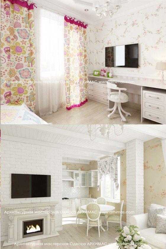 Готовые дизайн проекты типовой 2х комнатной квартиры Готовые проекты дизайна 2х комнатной квартиры