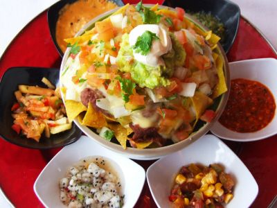 Seminyak - Taco Beach Grill. Fresh cheap Mexi-Cali and Balinese dishes
