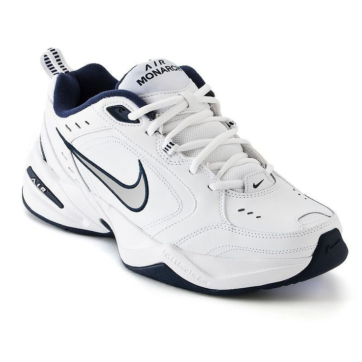 Nike Mens Nike Air Monarch Iv Extra Wide Cross Training Shoes