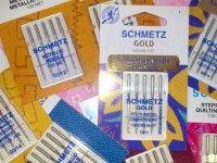 Info: les aiguilles pour la broderie machine (choix selon le tissu et le fil) - Broderiemachine.fr