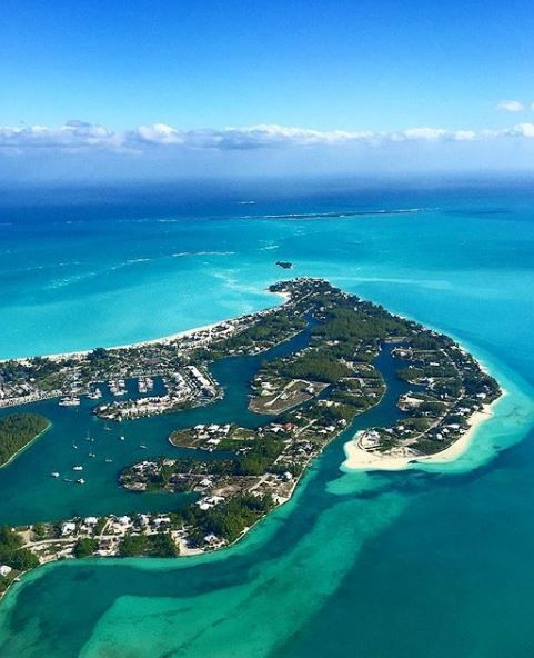 Treasure Cay, Abaco Islands, Bahamas