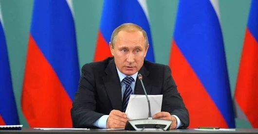 Putin Reveals ISIS Funded by 40 Countries, Including G20 Members – Anonymous