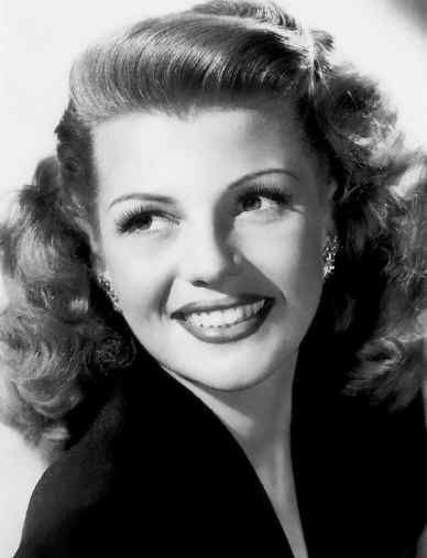 Rita Hayworth. She did a lot of good films with Fred Astaire. She was a good ballroom dancer too.