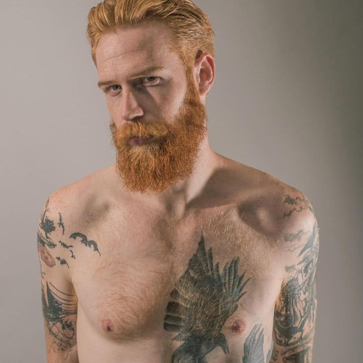 215 best images about for redheads beards on pinterest for Red beard tattoo