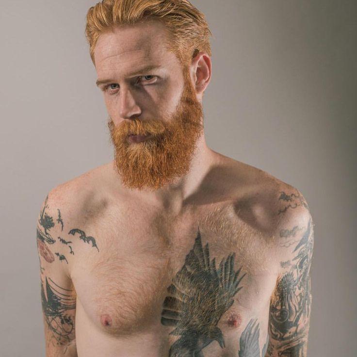 Hirsute pic redhead