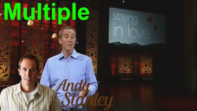 andy stanley sermons love sex and dating