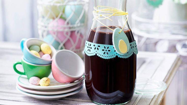 Syrop czekoladowo-kawowy. Kuchnia Lidla - Lidl Polska. #kuchniawloska