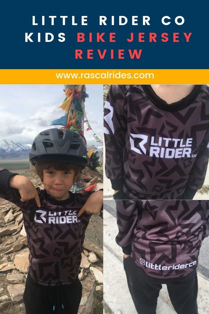 Little Rider Co Kids Bike Jersey Review Bike Jersey Kids Bike