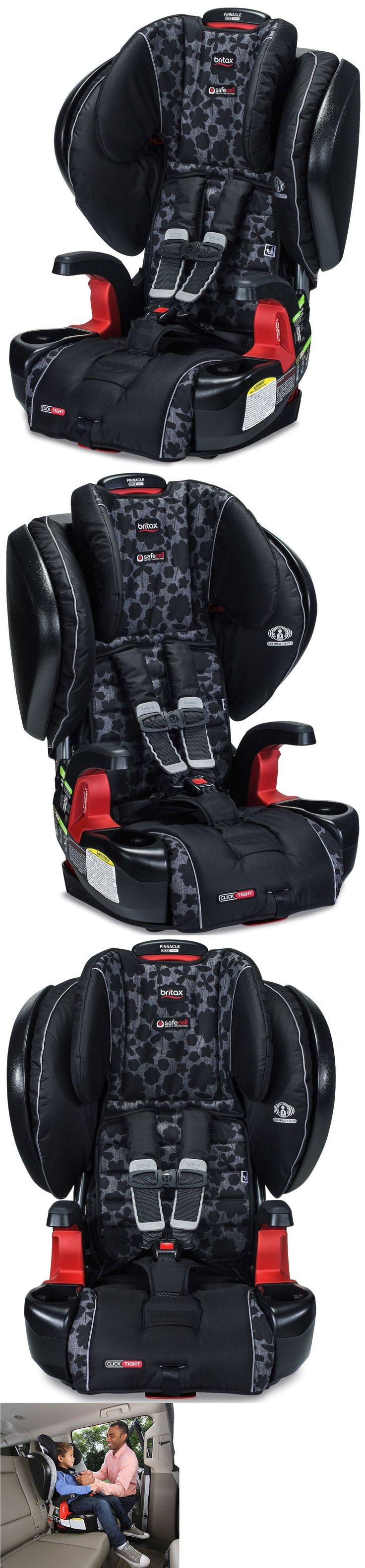 Other Car Safety Seats 2987: Britax Pinnacle Clicktight Combination Harness-2-Booster Car Seat Kate New 2017 -> BUY IT NOW ONLY: $312 on eBay!
