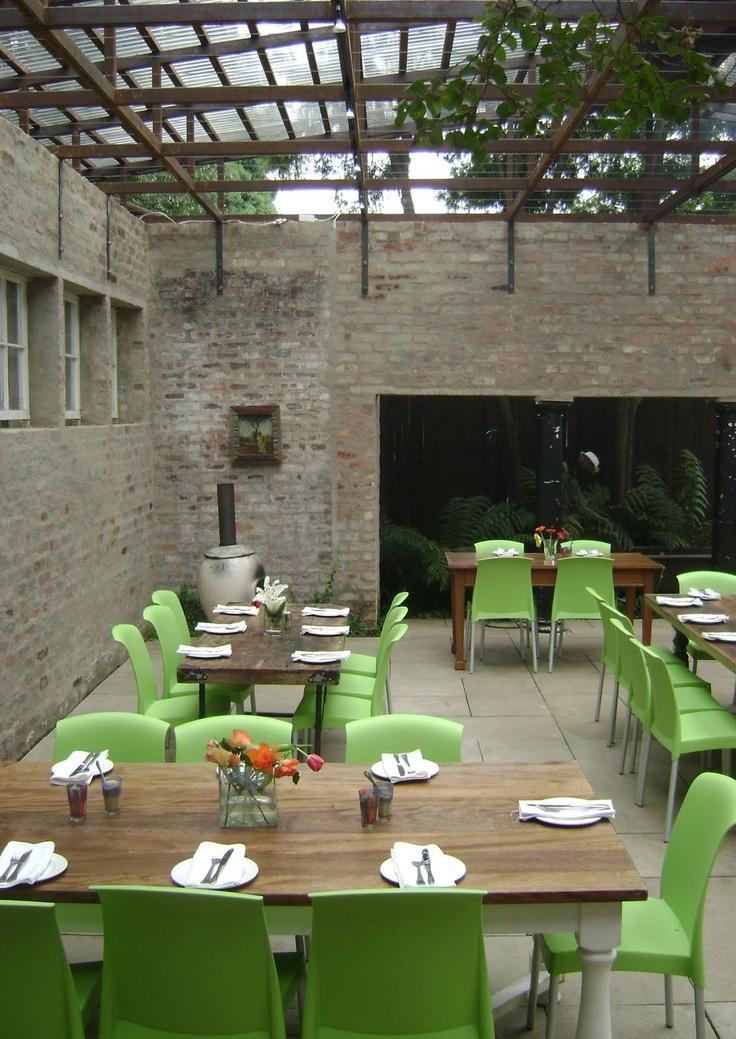 Ciro's restaurant, Parktown North. Photo by Paula Gruben.