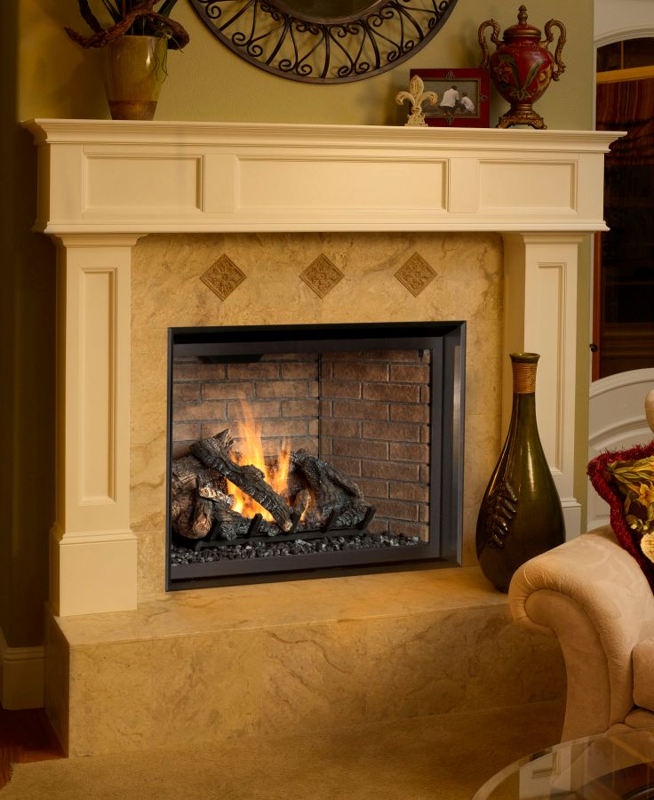 Gas Fireplace how to clean gas fireplace : 68 best Gas Fireplaces images on Pinterest