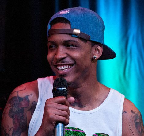 august alsina | August Alsina Pictures & Photos - August Alsina in Concert at Power 99 ...