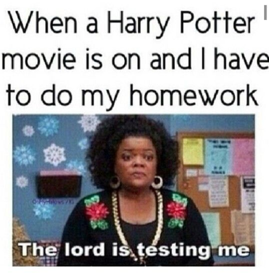 I never do my homework at home