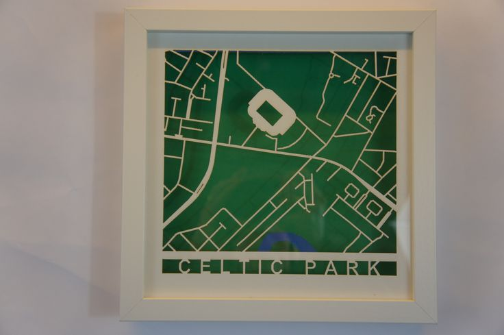 Celtic Park home to Celtic FC https://www.etsy.com/uk/listing/267225707/celtic-fc-celtic-park-laser-cut-map?ref=shop_home_active_1