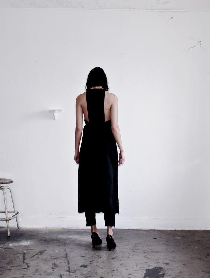 Black Dress via JENNYGRETTVESTORE. Click on the image to see more!