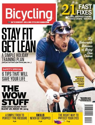 Bicycling. Exercise. Get Fit.