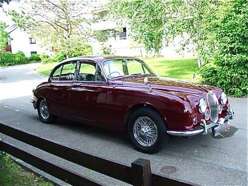 1968 Jaguar MK2 340