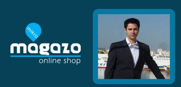 Συνέντευξη GROWING.GR: Παπαδόπουλος Δημήτριος - www.mikromagazo.gr