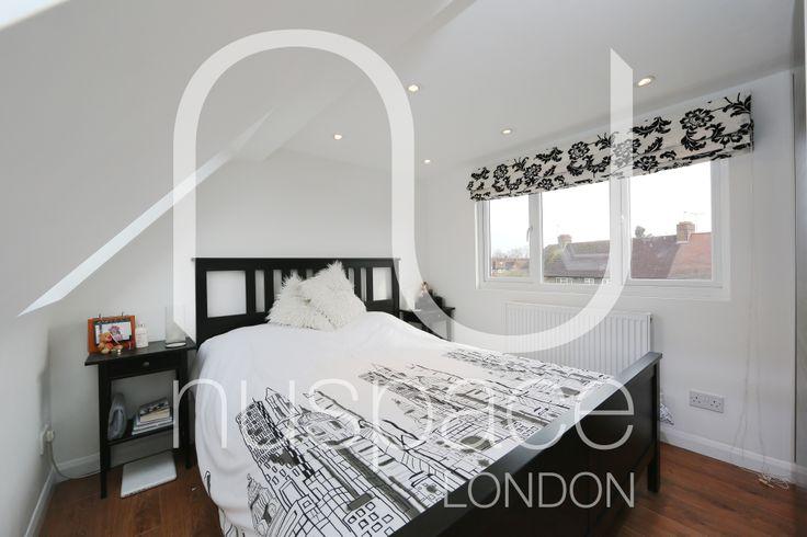 l-shaped dormer loft conversion in Richmond. #nuspacelondon #loftconversion #london