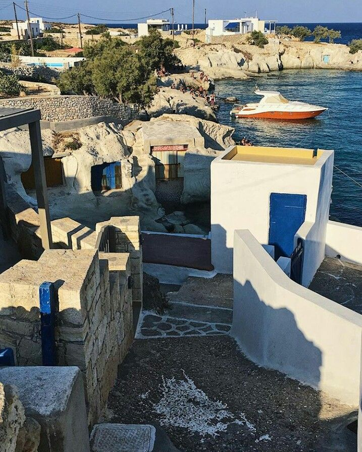 Kimolos island-Greece