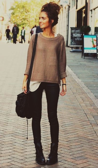 8945c4f3ae slouchy sweater