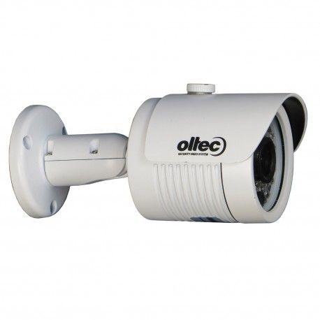 """Наружная видеокамера для охранного видеонаблюдения. Технологии: AHD, аналоговая. Матрица: 1/3"""" Sony IMX. Разрешение: 1280x960 пикс. (AHD-M), 1000 ТВЛ (в режиме аналога). Фокусное расстояние: 3,6 мм. Дальность ИК подсветки: до 25 метров. Индекс защиты IP66."""