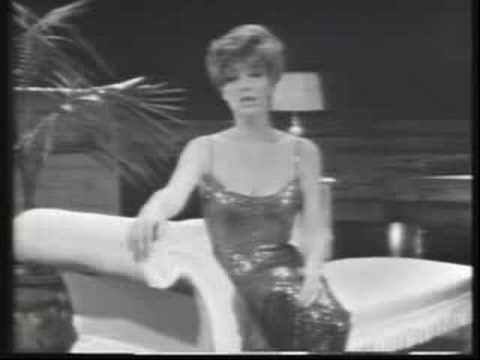 "JULIE LONDON - CRY ME A RIVER From the laser disc ""Julie London Show"", with the Bobby Troup Quintet, recorded on May-28-1964 in Japan."