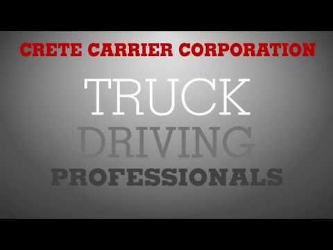 http://www.youtube.com/watch?v=PnsFz2_h6SU  Truck Driving Jobs and Jobs for Vets are just 2 of the types of jobs that http://www.cretecarrierjobs.com provides.