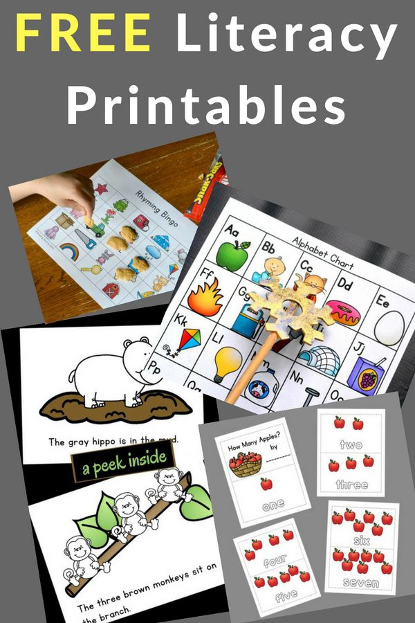 Little House homeschooling - Oodles of printables free lesson plans & more