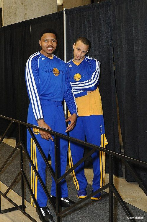 Steph Curry & Kent Bazemore