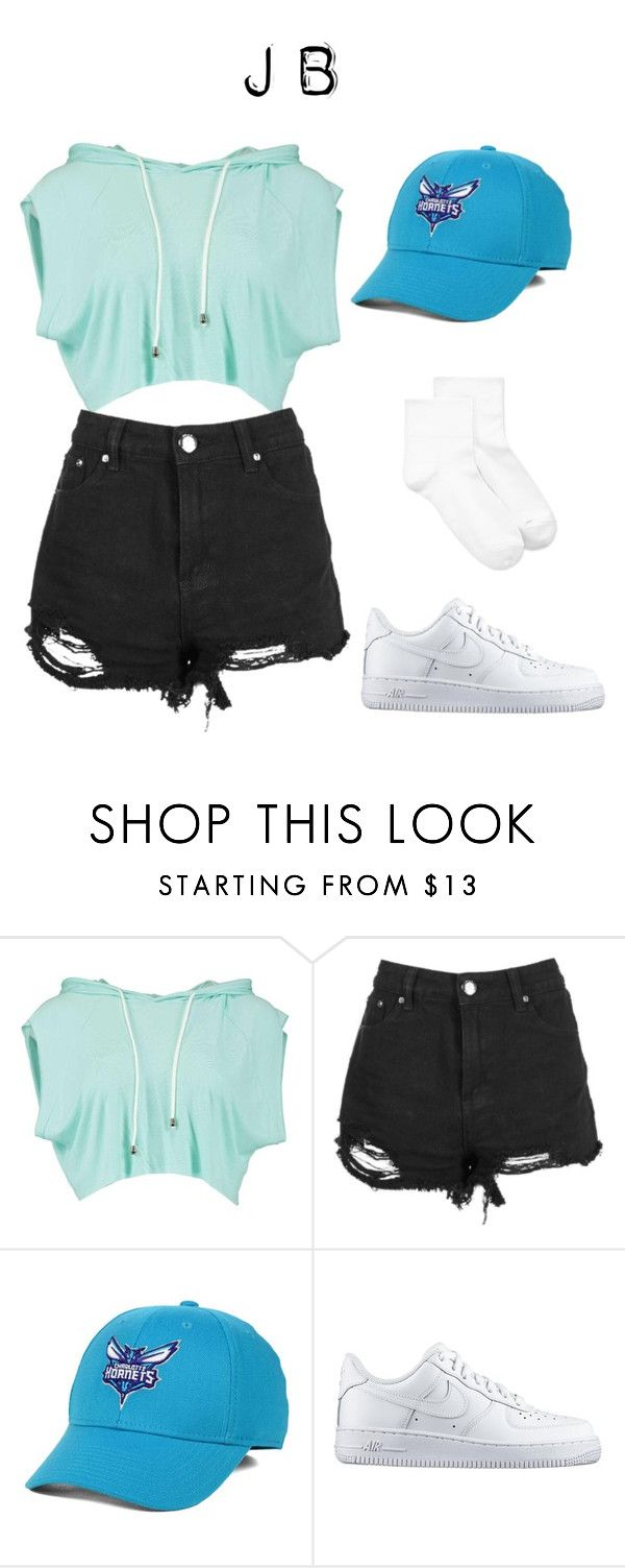 """""""JB NBA Style inspired"""" by got7outfits ❤ liked on Polyvore featuring adidas, NIKE and Hue"""