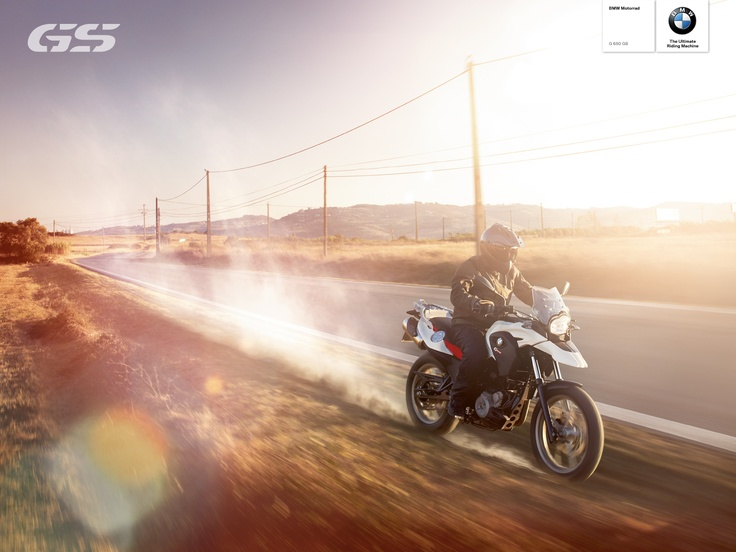 Motorrad BMW G650GS (from the co.site)